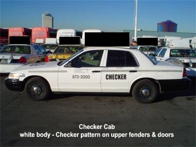 Cab strip vegas