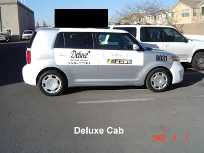 Deluxe Cab Co.