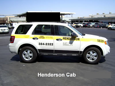Henderson Taxi