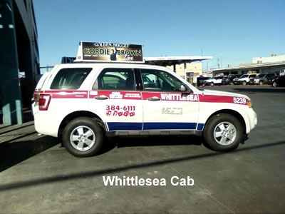 Whittlesea Blue Cab Co.
